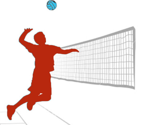 clipart-volleyball